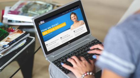 website design redesign Mahmood Bashash Digital Marketing Consultant